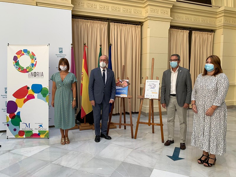 Malaga Malaga La Diputación y el Ayuntamiento se unen para impulsar la reactivación económica a través de la innovación social