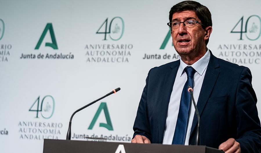 Actualidad Actualidad La Junta crea un órgano gestor de los nuevos fondos europeos para la recuperación de la crisis