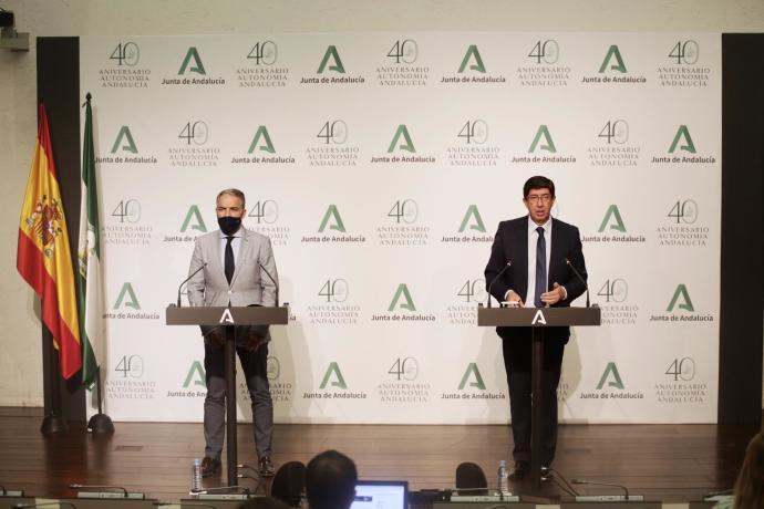 Actualidad Actualidad La Junta y el Gobierno firman un acuerdo sobre el Decreto Ley de simplificación normativa