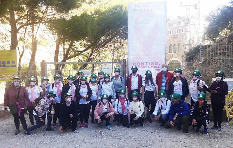 Malaga Malaga Caminito del Rey y AECC Málaga celebran la II Edición de 'Un Camino por la Vida'