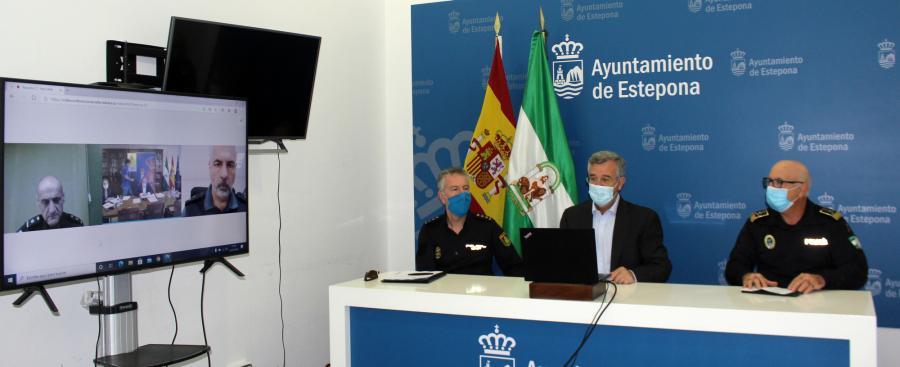 Estepona Estepona El Ayuntamiento de Estepona renueva su adhesión al programa Viogén contra la violencia de género