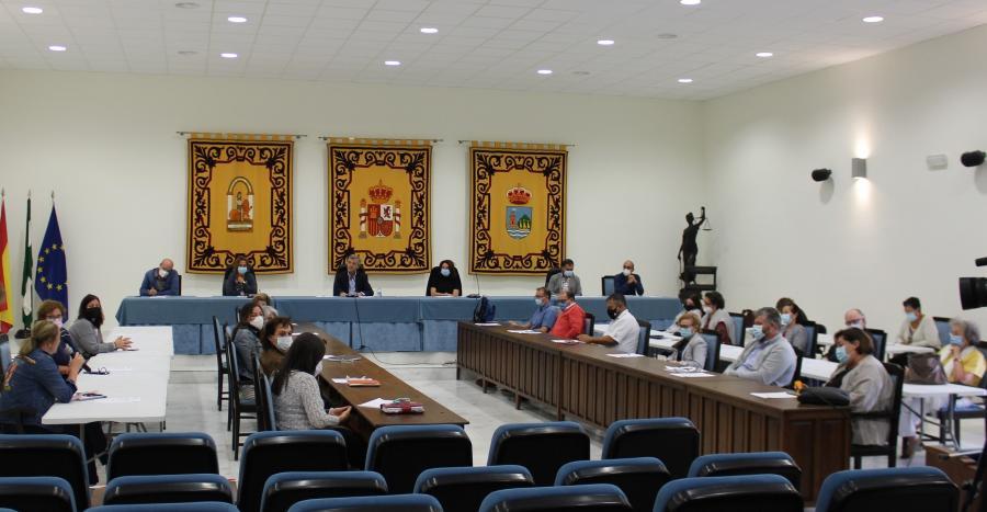 Estepona Estepona El Ayuntamiento de Estepona aumenta un 25% las ayudas económicas a colectivos sociales con 200.000 euros para 2021