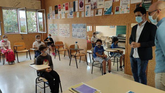 Torremolinos Torremolinos Los protocolos de higiene y seguridad marcan el inicio de curso en la Escuela Municipal de Música de Torremolinos