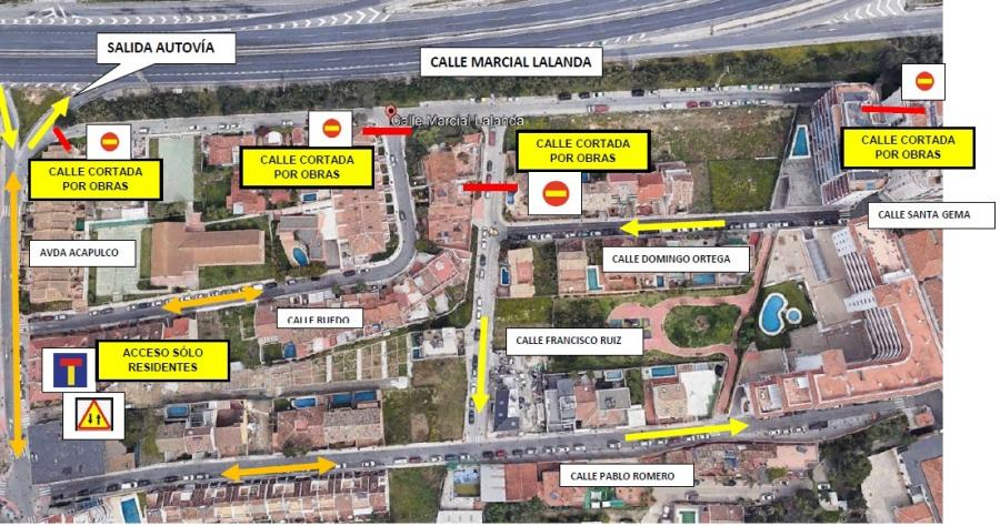 Fuengirola Fuengirola Las obras de remodelación integral de la calle Marcial Lalanda de Fuengirola comenzarán el lunes 69   22   2