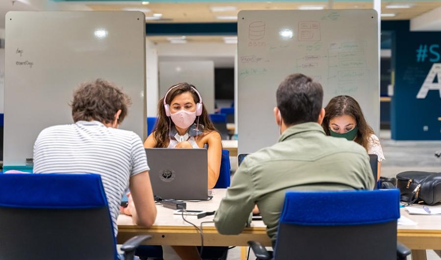 Actualidad Actualidad Andalucía Open Future recibe más de un centenar de solicitudes y selecciona a 22 startups