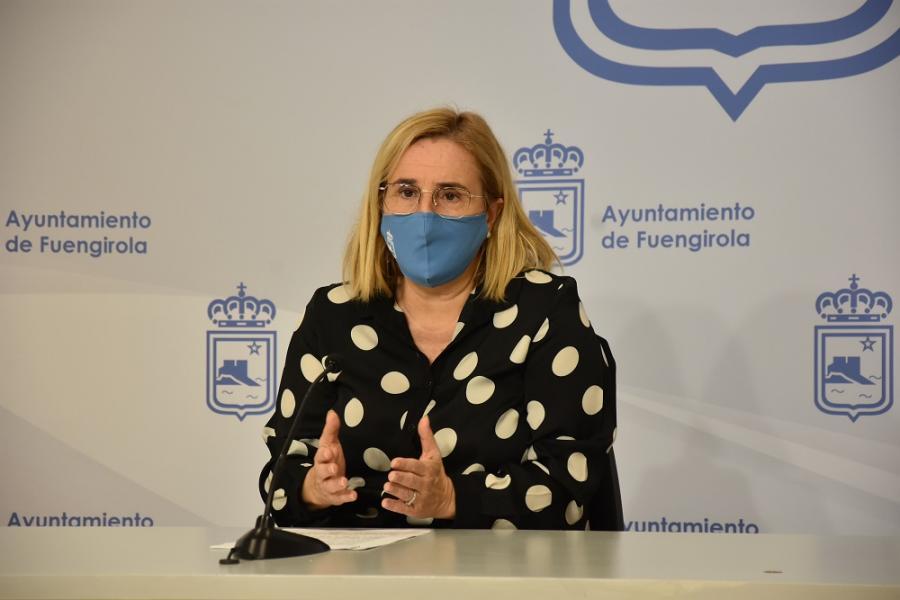Fuengirola Fuengirola La alcaldesa pide responsabilidad a los vecinos para evitar nuevas restricciones que dañen aún más el tejido productivo de Fuengirola