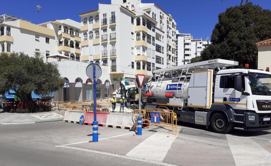 Estepona Estepona El Ayuntamiento de Estepona mantiene el canon de mejora del agua y ejecutará obras en la red por 22,7 millones de euros hasta 2030