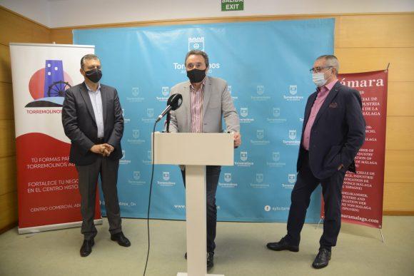 Torremolinos Torremolinos Torremolinos será el primer municipio de Andalucía que tendrá Wifi gratuito en su centro urbano