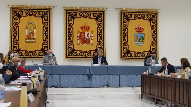 Estepona Estepona El Pleno del Ayuntamiento de Estepona da cuenta de la reducción del periodo medio de pago a proveedores a 16 días