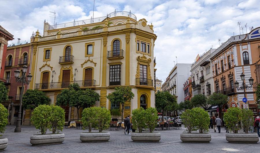 Actualidad Actualidad Andalucía impulsa una iniciativa pionera para implementar la infraestructura verde urbana