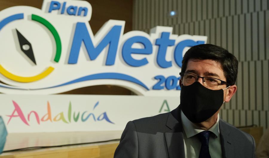 Actualidad Actualidad Marín ve el Plan META como la guía para que Andalucía revalide su liderazgo turístico