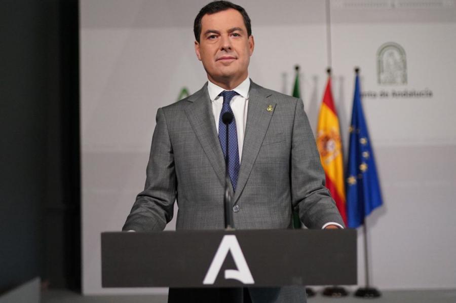 Actualidad Actualidad La Junta de Andalucía levanta el cierre perimetral de los municipios el 12 de diciembre y abrirá la movilidad entre provincias el 18 de este mes