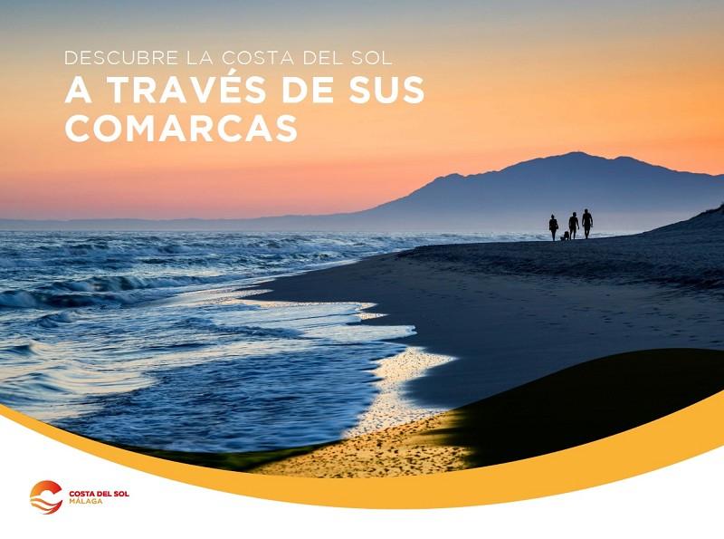 Turismo Hoteles Turismo Costa del Sol difunde su oferta turística en redes sociales con la publicación de diferentes e-books actualizados de la provincia