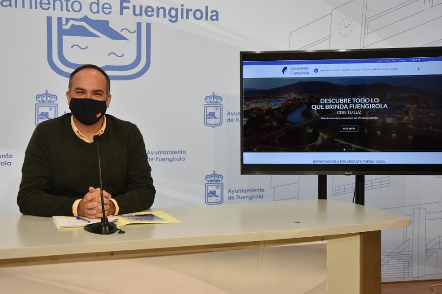 Fuengirola Fuengirola El Ayuntamiento invita a los comercios locales a inscribirse en el directorio web de empresas 'Escaparate Fuengirola'