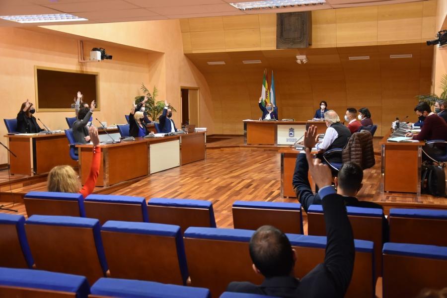 Fuengirola Fuengirola El Pleno de Fuengirola aprueba el presupuesto 2021 para atender a todos los sectores sociales y apoyar la reactivación económica