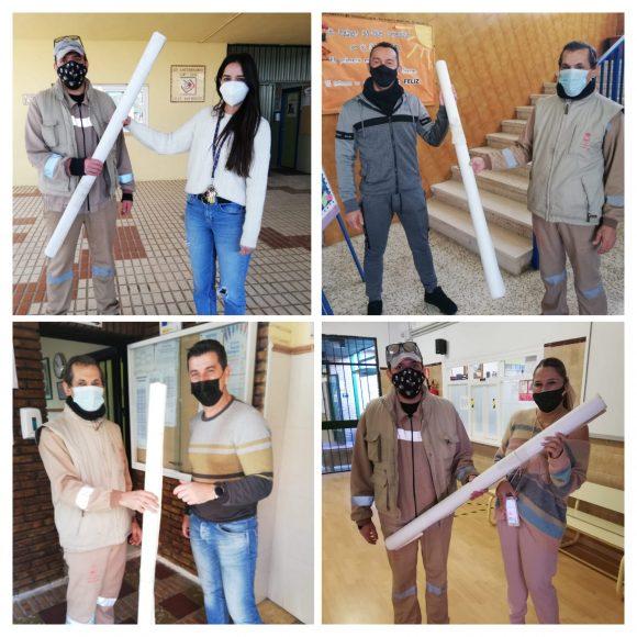 Torremolinos Torremolinos Los colegios de Torremolinos trabajarán la concienciación contra la violencia machista con material donado por el Ayuntamiento