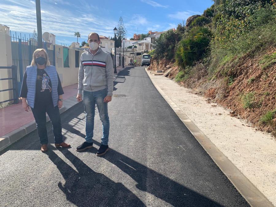 Fuengirola Fuengirola Este lunes 15 abre al tráfico la calle Amapolas en Fuengirola tras su remodelación integral