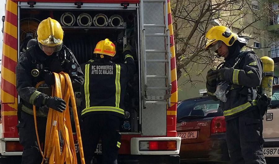 Fuengirola Fuengirola Desalojada una anciana al declararse un incendio en su vivienda esta madrugada en Estepona