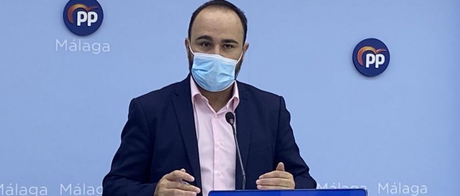 Malaga Malaga El PP critica el veto del Gobierno al turismo y su negativa a rescatar a las agencias de viaje