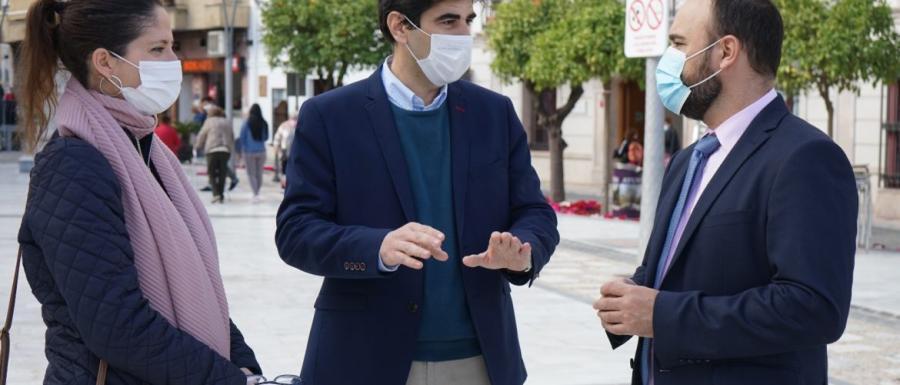 """Malaga Malaga PP: """"El Gobierno abandona a pymes y autónomos pero les exprime a impuestos incluso sin actividad"""""""