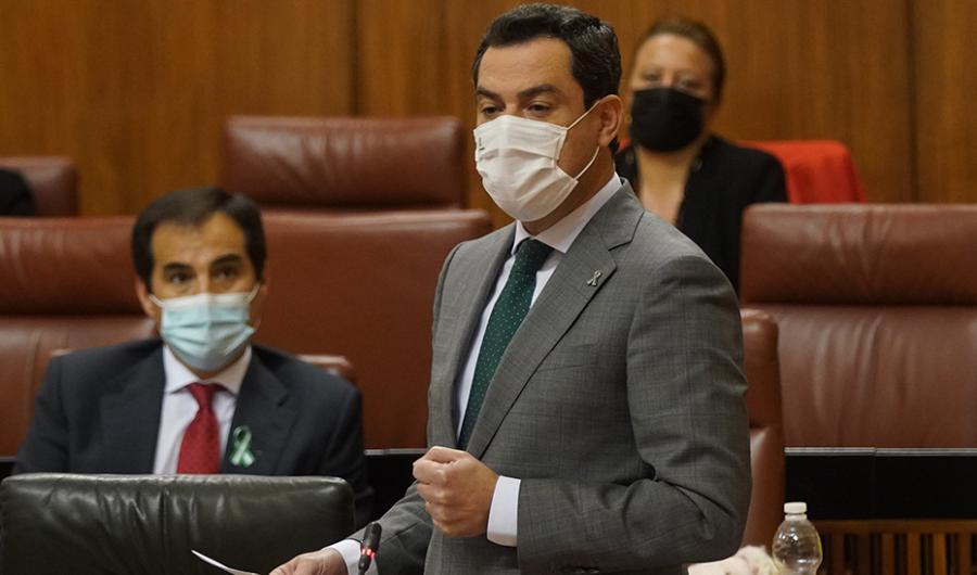 Actualidad Actualidad Moreno valora el acuerdo con los agentes sociales para poner en marcha nuevas ayudas dirigidas a los sectores más afectados por la pandemia