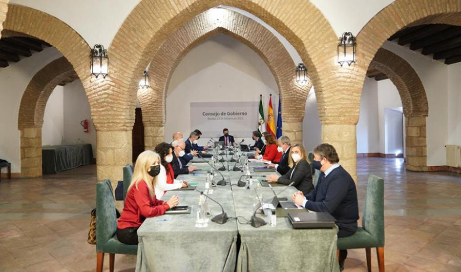Actualidad Actualidad El Gobierno andaluz defiende el espíritu del 28F para superar las adversidades de la pandemia