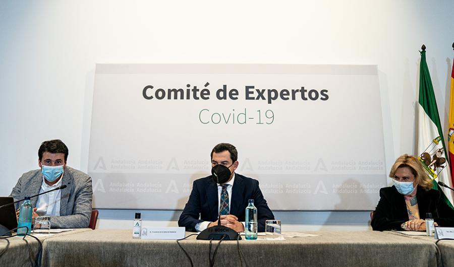Actualidad Actualidad Andalucía mantiene la mayoría de medidas vigentes para evitar una cuarta ola