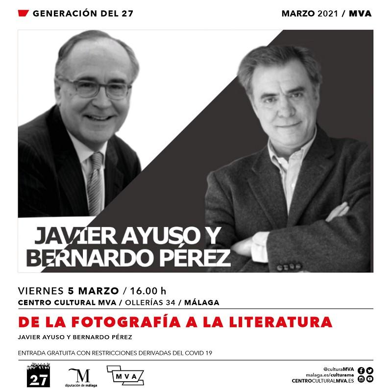 Malaga Malaga El Centro del 27 de la Diputación continúa esta semana su ciclo 'De la fotografía a la literatura' y da la bienvenida a los encuentros 'Las islas invitadas'
