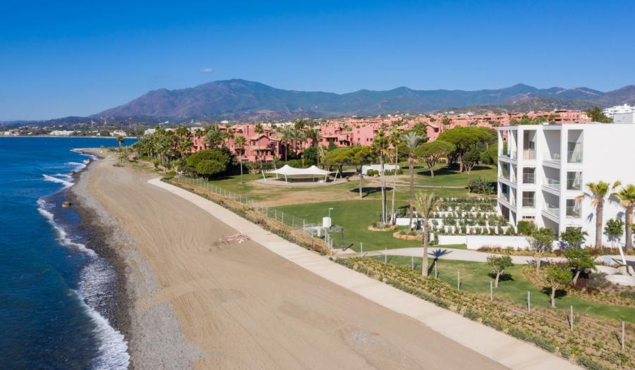 Estepona Estepona El Ayuntamiento de Estepona adjudica las obras de construcción de un nuevo tramo de corredor litoral en Guadalmansa