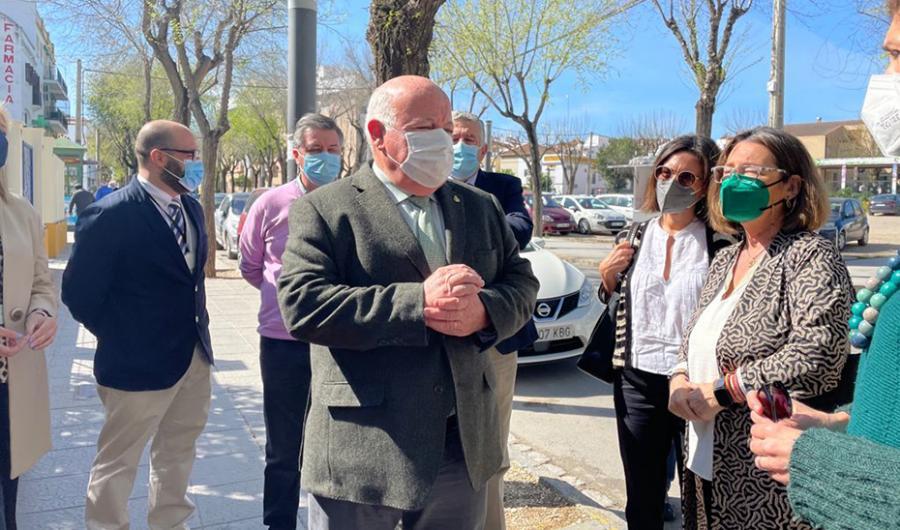 Actualidad Actualidad Andalucía pide al Gobierno un trato igualitario y que le envíe el porcentaje de vacunas que le corresponde