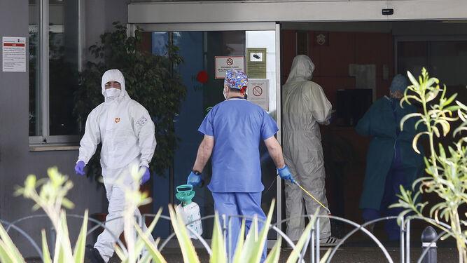 Malaga Malaga Nueva jornada de descenso de contagios y de hospitalizados en Málaga, con un fallecido