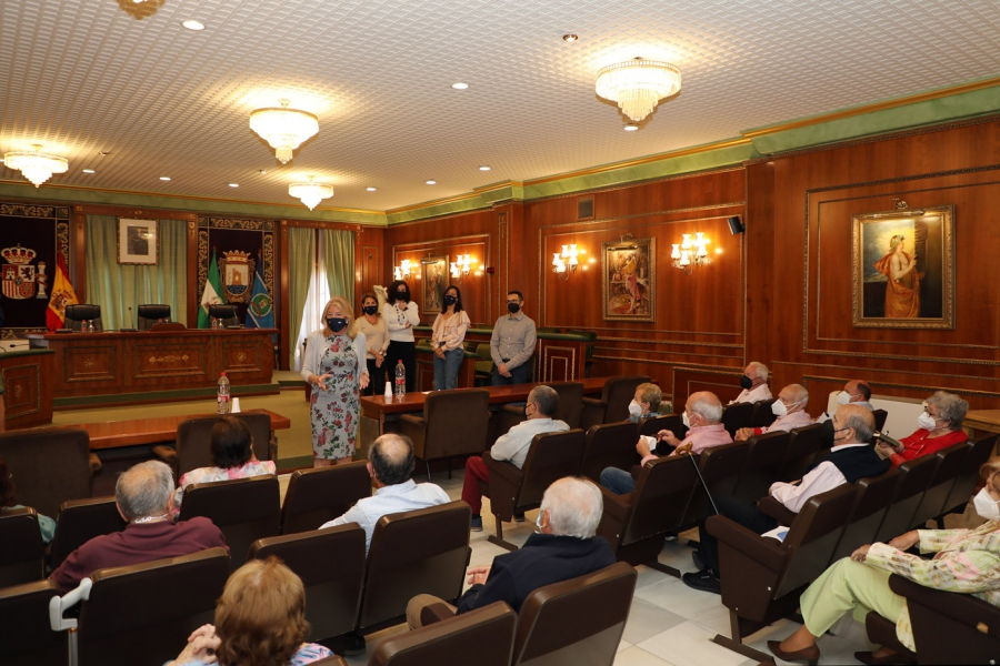 Marbella Marbella El Ayuntamiento de Marbella retomará la actividad en los centros de mayores del municipio con la organización de talleres y actividades al aire libre