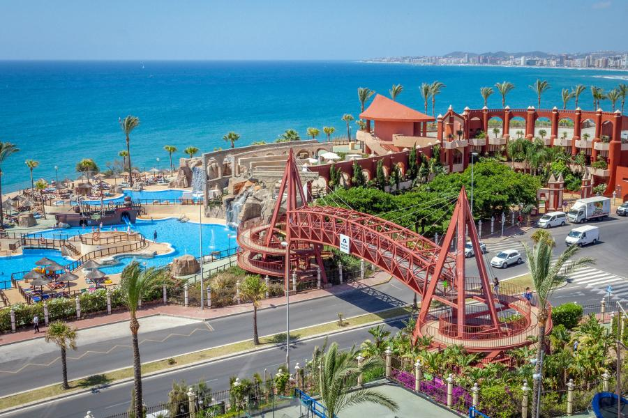 Turismo Hoteles El resort hotelero Holiday World de Benalmádena reabre sus puertas el próximo 10 de junio con todas las medidas de seguridad de la Covid-19
