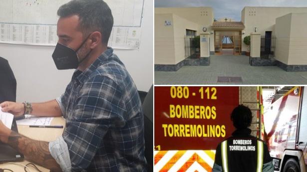 Torremolinos Torremolinos El PP alerta que la eliminación de las subvenciones de las tasas por los servicios de cementerio y de bomberos repercutirá en el bolsillo de todos los torremolinenses