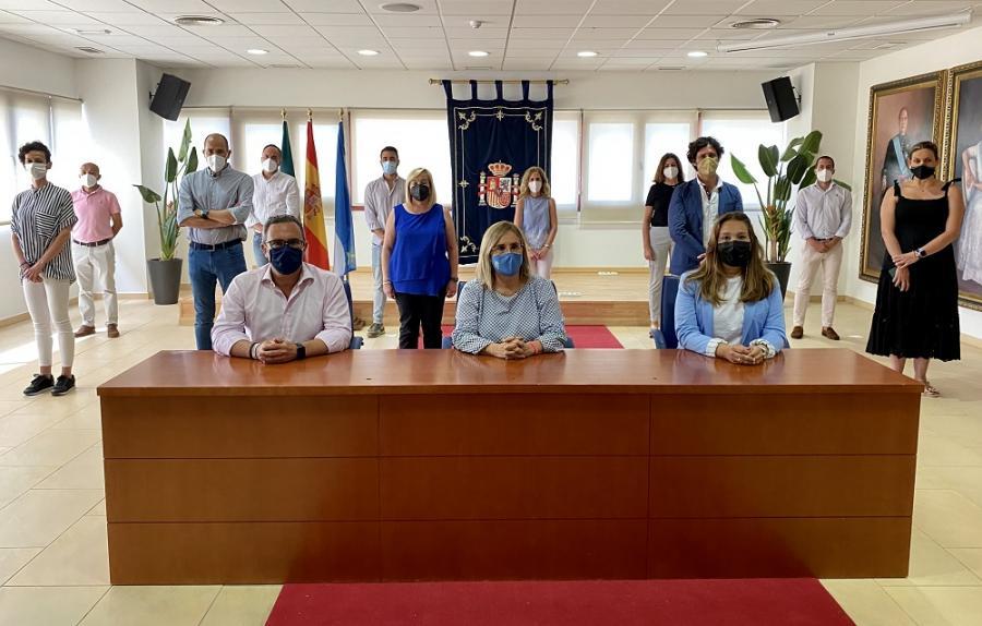 """Fuengirola Fuengirola Ana Mula: """"Estamos preparados para la reactivación de la economía de Fuengirola. Comienzan los dos años más ilusionantes"""""""