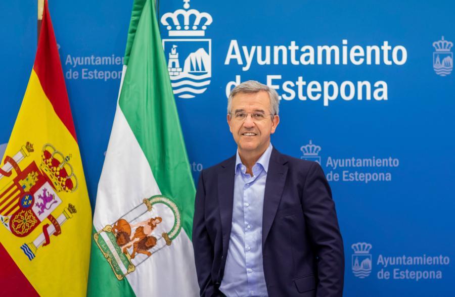 Estepona Estepona El alcalde destaca que Estepona ha vivido una valiosa etapa de modernización y seriedad institucional en los últimos 10 años