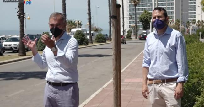 Benalmadena Benalmadena El PP incide en el rechazo vecinal por la eliminación del carril en la costa de Benalmádena