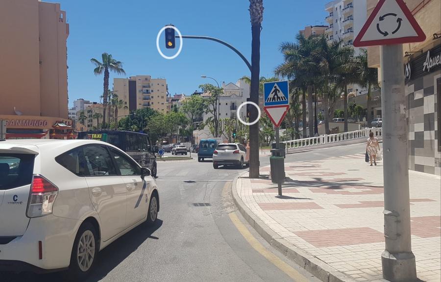Torremolinos Torremolinos El PP de Torremolinos denuncia que la seguridad vial no es prioritaria para el equipo de Gobierno