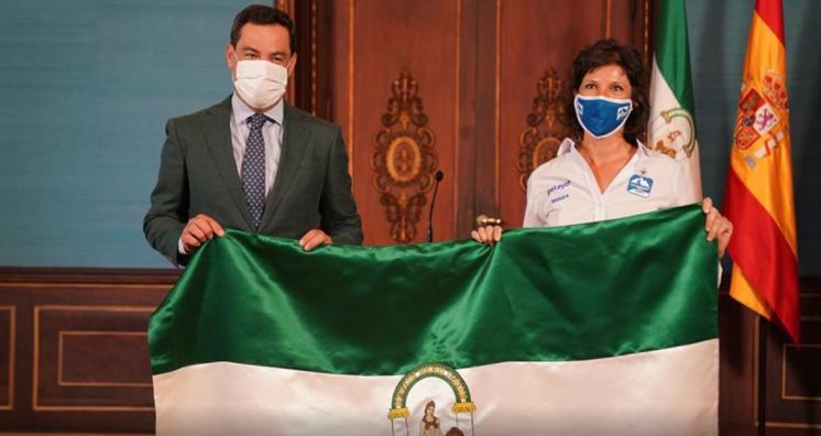 Actualidad Actualidad Moreno considera clave la prevención ante el cáncer y valora el impulso a la investigación en Andalucía