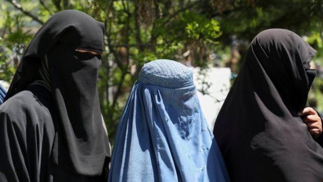 """Actualidad Actualidad Los talibán admiten que """"podría"""" no haber mujeres en los altos cargos del Gobierno"""