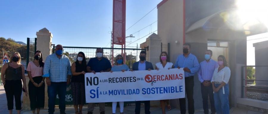 Fuengirola Fuengirola El PP insta al Gobierno a mejorar el Cercanías de Málaga tal y como se ha comprometido en Valencia