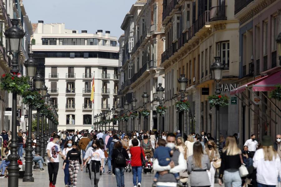 Malaga Malaga La provincia de Málaga se sitúa al completo en nivel 1 de alerta sanitaria