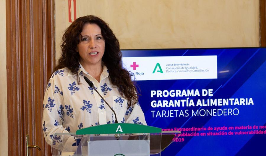 Actualidad Actualidad El programa Tarjeta Monedero de la Junta ha beneficiado a casi 70.000 andaluces