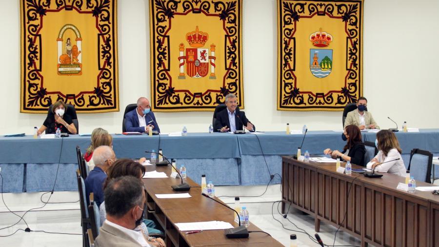 Estepona Estepona El Pleno aprueba el Presupuesto para 2022 con un máximo histórico de 22,6 millones en inversiones productivas, partidas ilimitadas para gasto social y 21 millones para seguir pagando la deuda heredada