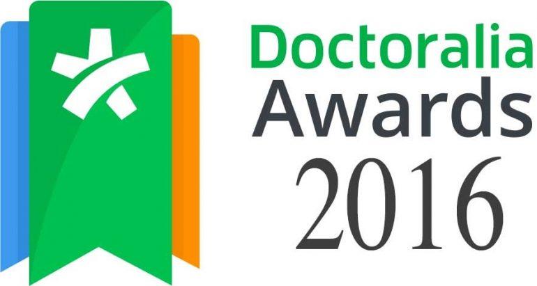 Actualidad Actualidad Hasta 13 especialistas de la salud andaluces, premiados como los mejor valorados de España en los Doctoralia Awards 2016