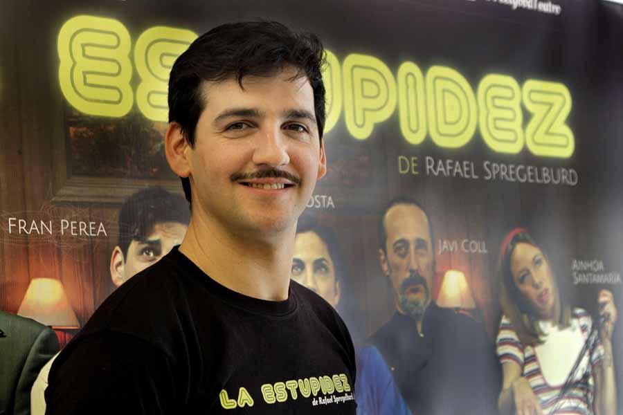 """Actualidad Actualidad Abierto el casting para elegir a los tres actores de la obra """"Souvenir"""" que dirigirá Fran Perea en Factoría Echegaray"""