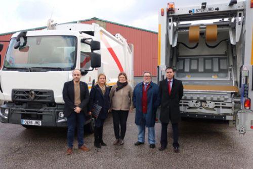 El Ayuntamiento de Ronda adquiere dos nuevos camiones de ...