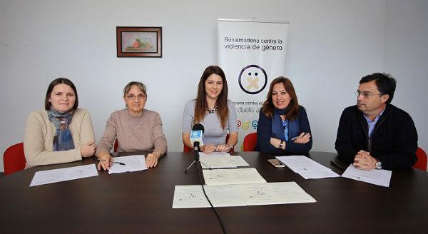 Benalmadena Benalmadena La Concejala Irene Díaz presenta los actos con motivo de la celebración del Día Internacional de las Mujeres en Benalmádena