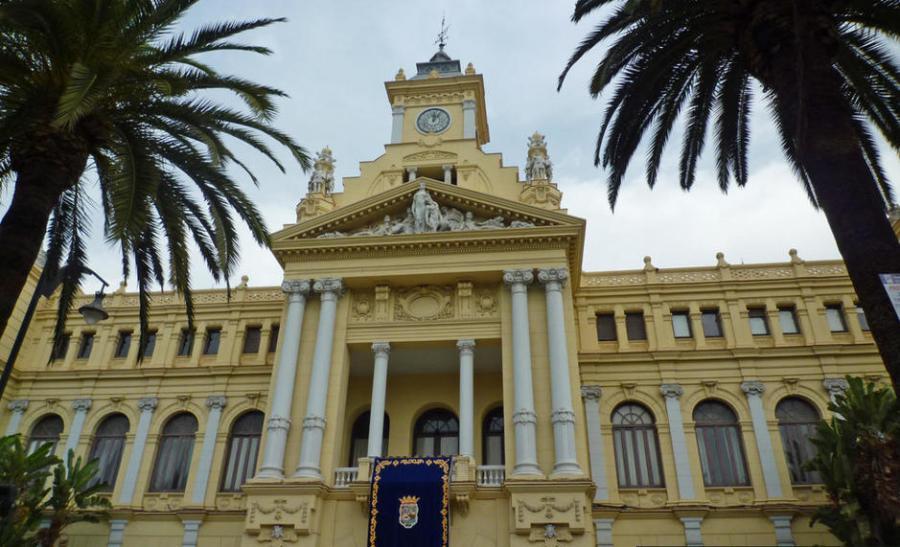 Malaga Malaga Málaga se vestirá de verde por primera vez para conmemorar San Patricio, patrón de Irlanda
