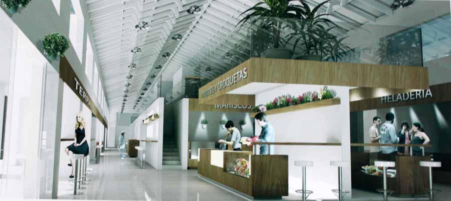 Estepona Estepona La Junta de Andalucía autoriza el inicio de la obra del mercado gourmet de Estepona